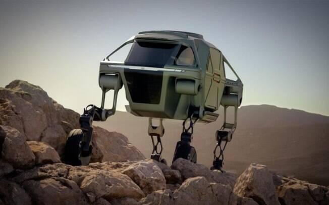 Hyundai Elevate: Um dos projetos mais inusitados entre as montadoras. Nada será similar no Salão de Genebra 2019