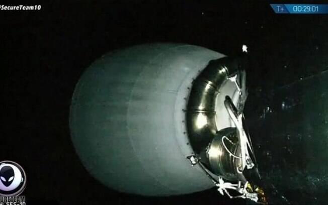 Ufólogos defendem que vídeo de satélite lançado pela Nasa revelam vida extraterrestre