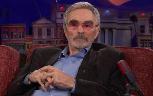 Burt Reynolds morreu no começo de setembro aos 82 anos após uma parada cardíaca