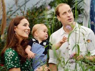 O príncipe George terá aproximadamente 19 meses quando Kate tiver seu outro filho
