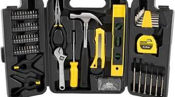 Maleta permite reunir ferramentas mais úteis e outras vantagens