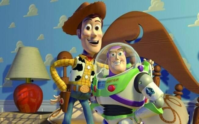 Toy Story é um dos filmes que deixa a Netflix nesta semana