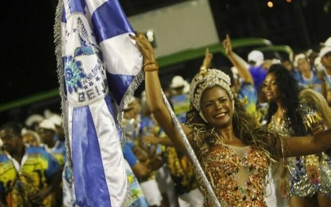 Beija-Flor homenageia a Guiné Equatorial em seu samba-enredo este ano