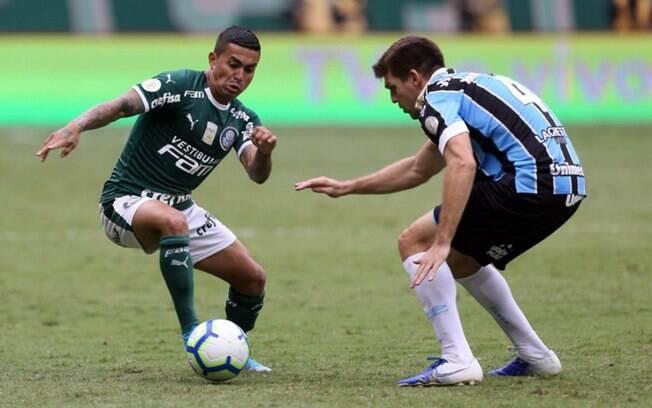 Grêmio não sabe o que é derrota no Allianz Parque