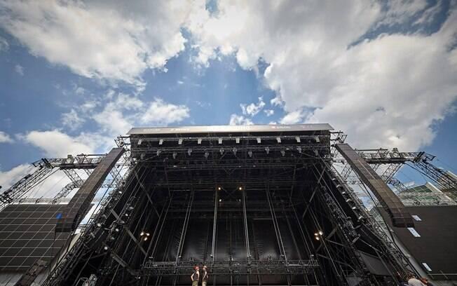 Rock am Ring é um dos mais tradicionais festivais de música da Alemanha