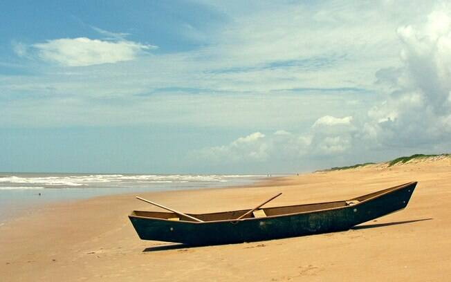 Itaúnas, no Espírito Santo: além de belas paisagens, a região é conhecida por suas baladas que duram até o amanhecer