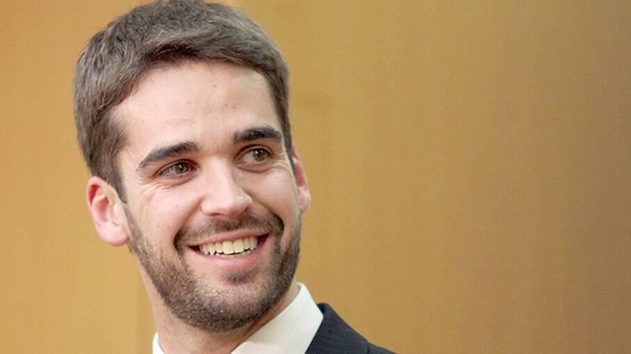 Governador do RS, Eduardo Leite
