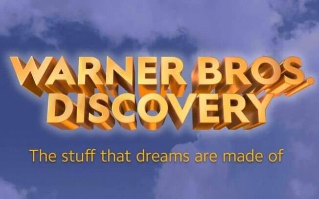 Nova logo da fusão entre Discovery e Warner