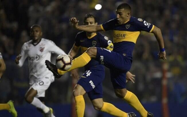 Boca elimina o Athletico-PR e avança para as quartas de final da Libertadores