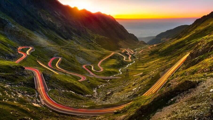 Estradas mais bonitas do mundo