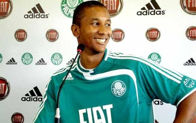Jorge Preá, ex-atacante do Palmeiras