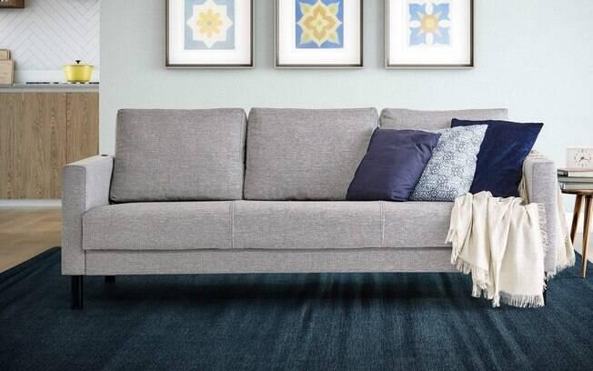 O relaxamento é essencial para sentir-se confortável no lar