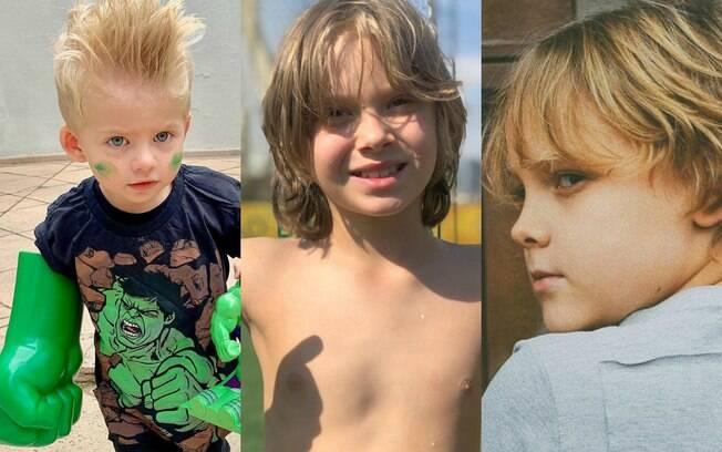 Filhos dos famosos