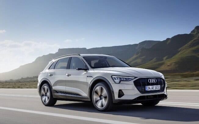 Entre os principais atrativos do Audi e-tron estão seus sistemas conseguem recuperar até 30% da capacidade da bateria