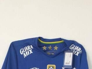 O sorteio das camisas autografadas do Atlético e do Cruzeiro será no dia 30 de novembro, às 20h