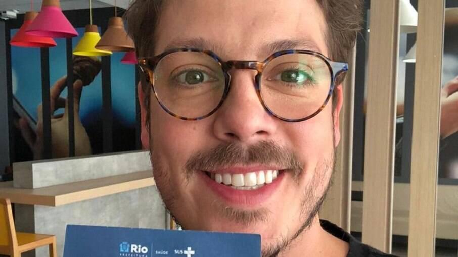 Fábio Porchat apresentando o BBB 22? Paulo Vieira apoia a ideia!