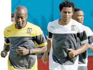 Camaroneses afirmam que o ambiente da equipe melhorou