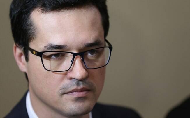 Procurador Deltan Dallagnol%2C coordenador da força-tarefa da Lava Jato, que criticou investigação do CNMP