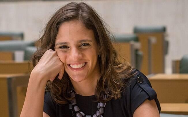 Marina Helou, deputada estadual da Rede