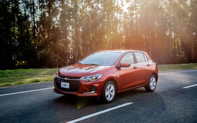 Novo Chevrolet Onix Hatch