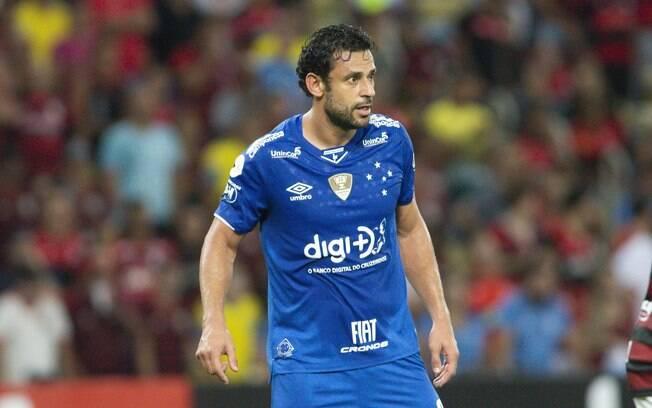 Fred está no Cruzeiro