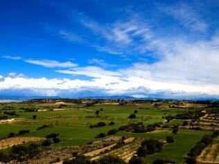 Com paisagens de tirar o fôlego,Somontano é cada vez mais visitada
