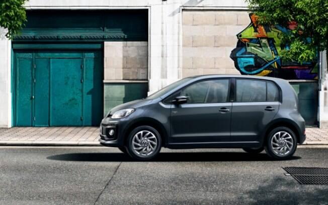 Volkswagen Up! TSI surpreendeu pela agilidade; modelo acelera de 0 a 100 km/h em 9 segundos