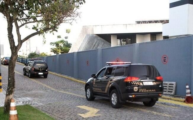 Polícia Federal efetuou prisões de suspeitos de roubo em Viracopos.