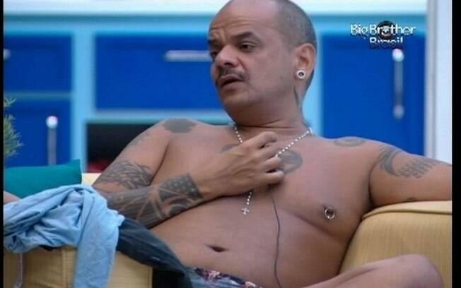 João Carvalho encara seu terceiro Paredão