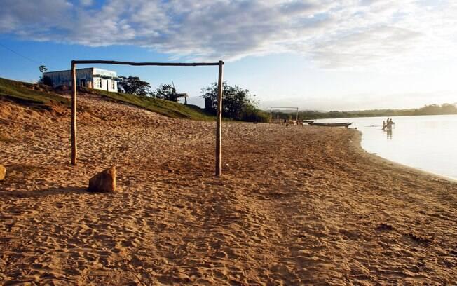 A vila de pescadores Lagoa Encantada preserva ares interioranos de Ilhéus