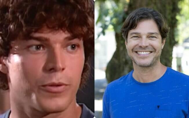 Erick Marmo, a novela foi o melhor momento na carreira do jovem ator na TV, com seu personagem Cláudio