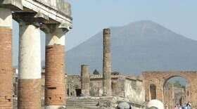 Destruída há quase 2 mil anos, Pompeia preserva ruínas