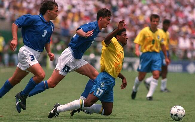 Brasil x Itália em 1994: evite exames após ver seu time perder, brinca Ricardo Meirelles