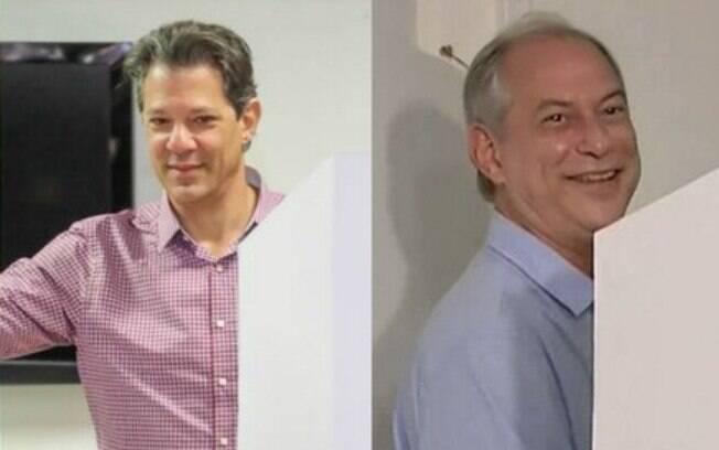 Após reunião, Haddad disse estar aberto a incorporar propostas de Ciro Gomes