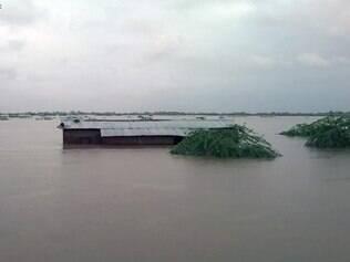 Chuvas causam estragos no Malauí e em Moçambique