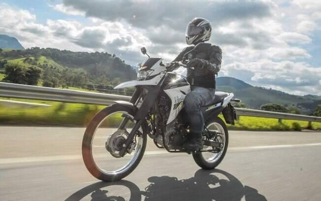 Nova Yamaha Lander chega para oferecer mais versatilidade na cidade, sem abandonar adereços off-road