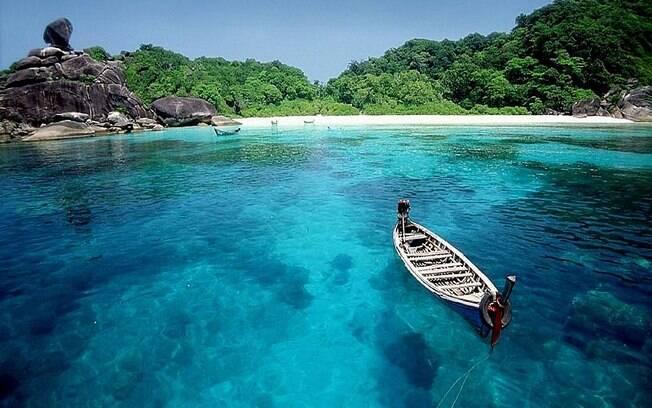 Com muitas áreas verdes e mar bem azul, as belezas naturais valem o esforço de fazer um bate e volta em 7 de setembro