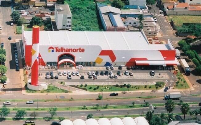 Telhanorte investe R$ 80 milhões em três novas lojas  Economia  iG -> Gabinete De Banheiro Na Telha Norte