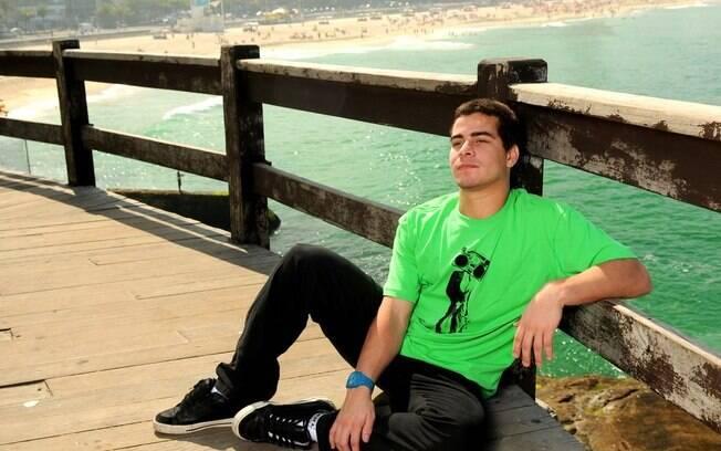 Thiago Martins acumula em seu currículo duas peças, oito filmes e nove trabalhos na televisão