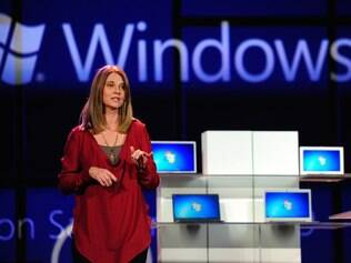 Tami Reller, da Microsoft: Windows 8 terá