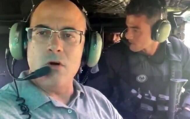 Governador do Rio de Janeiro, Wilson Witzel foi denunciado à ONU por aumento de mortes por policiais