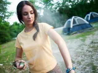 Usar repelentes até nas roupas e boa dica contra o mosquito
