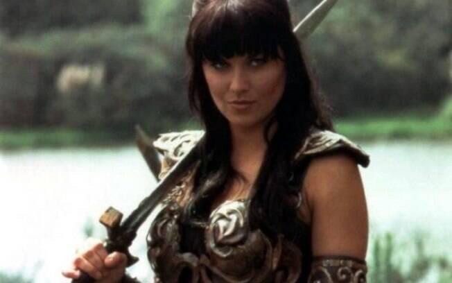 xena a princesa guerreira dublado
