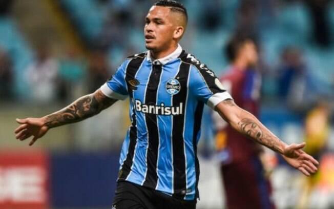 Luciano trocou o Grêmio pelo São Paulo