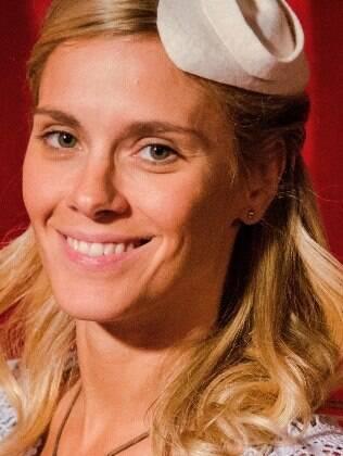 Carolina Dieckmann caracterizada