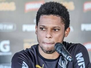 André será o titular do ataque alvinegro no duelo com o Internacional, neste sábado