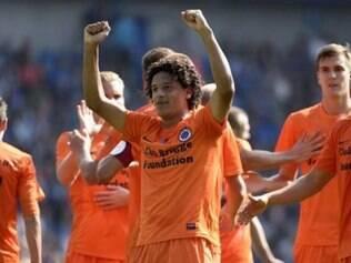 Gedoz se transferiu para o futebol belga ano passado e ganhou chance na seleção sub-21