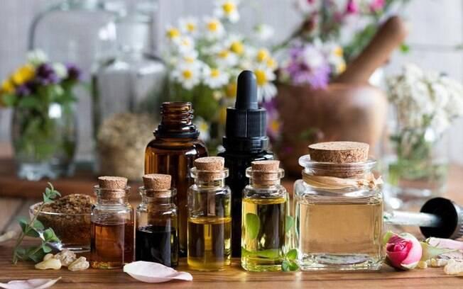 Aromaterapia: óleos essenciais para controlar a ansiedade