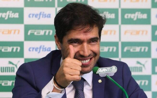 Abel Ferreira pode igualar recorde dentro do Allianz Parque