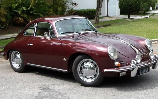Envemo Super 90 é a réplica automotiva do Porsche 356 original. E há os que dizem que o nacional é mais gostoso de dirigir
